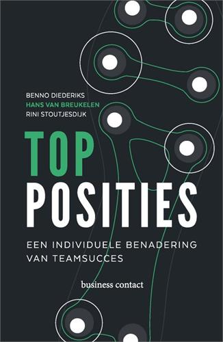 Ons boek Topposities bij RTL Late Night